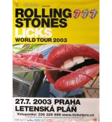 Rolling Stones Lick Tour 2003