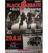 Black Sabbath - Original Tour Poster