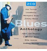 2 CD Blues Antology