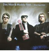 Doc Nice n Muddy Feet Band    Blue Sparkles