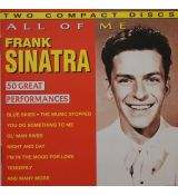 2 CD Frank Sinatra   50 Great Performances